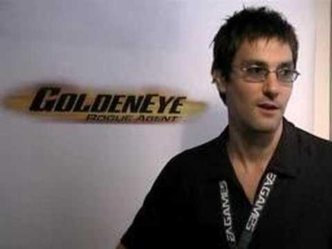 BondMovies.com GoldenEye Rogue Agent Chris Plummer Interview