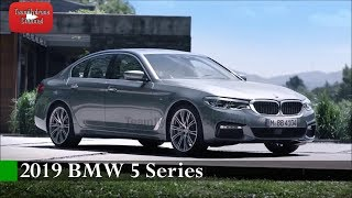 2019 BMW 5 Series - In Action Full Review | 0349