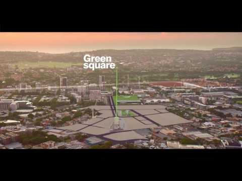 City of Sydney Council Green Square Video