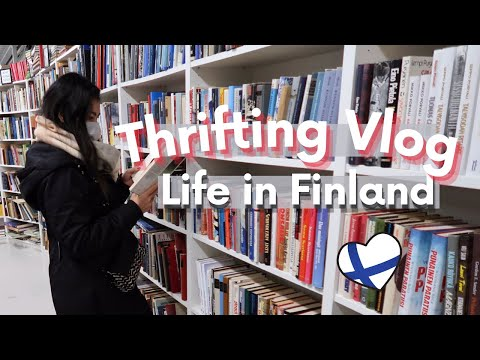Is 2nd wave coming to Finland? Dukan Diet & Thrifting - Weekend vlog