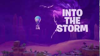 NEW SECRET FORTNITE TRAILER - Into The STORM