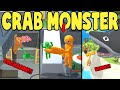 CRAB MONSTER IN HAVOCADO FUNNY MOMENTS #2