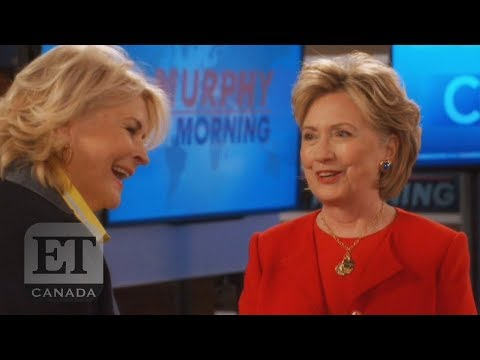 Hillary Clinton On 'Murphy Brown'