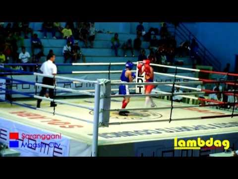 Maasin City Boxing-Maasin City vs. Pacquiao-Sarangani Team