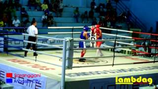 Maasin City Boxing-Maasin City vs. Pacquiao-Sarangani Team
