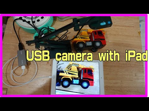 IPEVO V4K USB Document Camera With IPad & TV Display Review