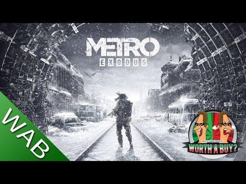 Metro Exodus Review - Worthabuy?