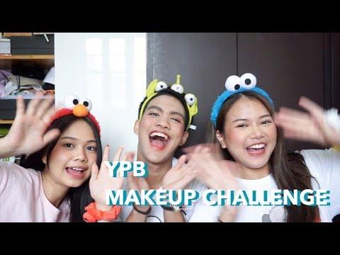 "YPB Makeup Challenge ""Bin's Transformation"""