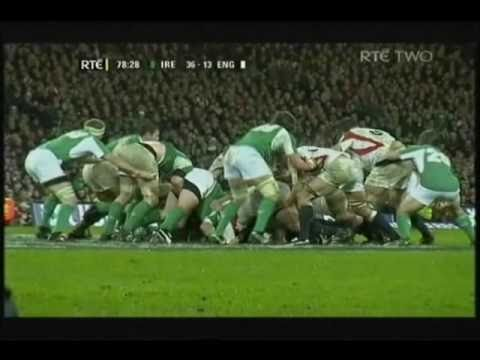 Ireland v England - Six Nations 2007 - Croke Park