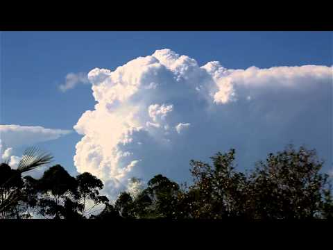Ocean Shores - Pottsville Thunderstorm Timelapse - September 22, 2013