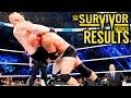 Goldberg brock Shocker! Survivor Series Review W nerdcubed! (going In Raw Podcast Ep. 124) video