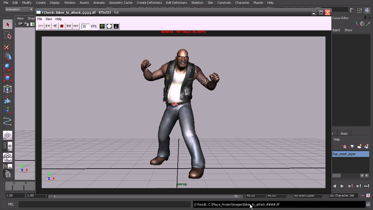 Ask DT: Maya Rendering - How to get a playblast to match the render