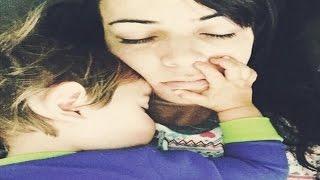 Raquel del Rosario disfruta embarazo junto a su hijo