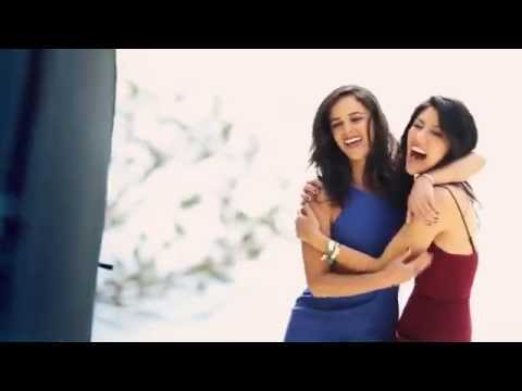 Stephanie Beatriz and Melissa Fumero: Behind the Scenes at Their Latina Cover Shoot