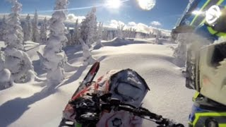 BC: Sledding out West 2016 Movie