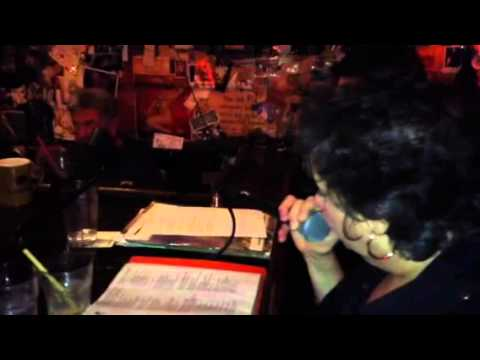 """Susan Esposito Sings """"Our Love Is Here To Stay"""" At The Alley Oakland"""