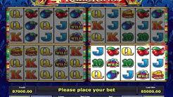 4 Reel King Deluxe Slot Machine  - Jackpot Win Mega Bonus