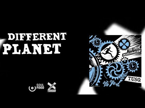 TUSQ — Different Planet (Official Videoclip) Mp3