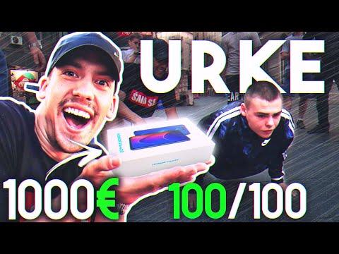 URADI 100 SKLEKOVA = OSVOJI TELEFON!