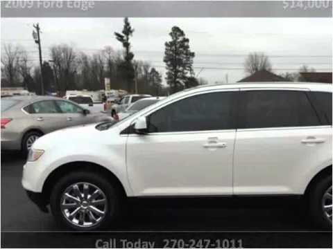 2009 ford edge used cars mayfield ky youtube for Seay motors mayfield ky