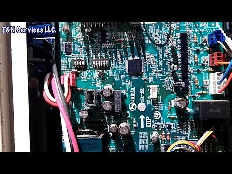 Mitsubishi Mini Split Troubleshoot Inverter Board Doovi