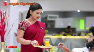 Sembaruthi - Adhi Parvathy Romantic Looking Favourite Theme Music Kaadhal Thendral