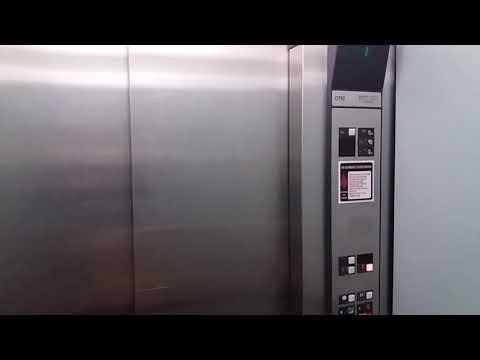 Elevator at Elgin Community College in Elgin, IL