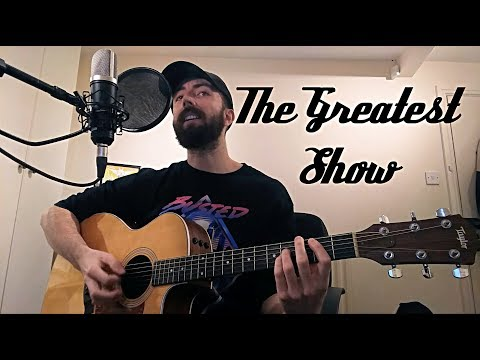 The Greatest Show - Hugh Jackman & Zac Efron - Cover