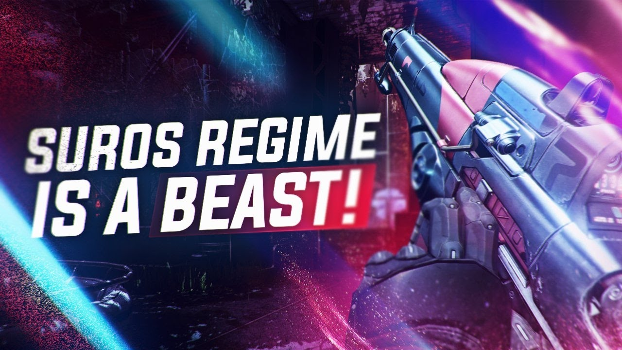 destiny suros regime how to get