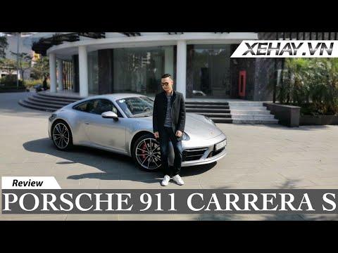 """""""Chóng mặt"""" với Launch Control trên 911 Carrera S giá ngấp nghé 10 tỷ  XEHAY.VN """
