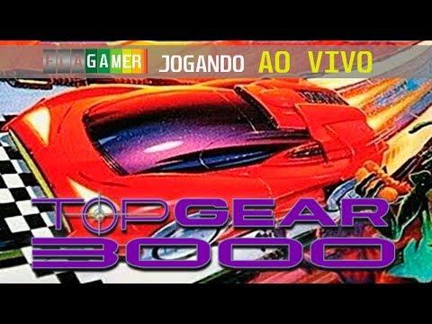 LIVE CLÁSSICA DE TOP GEAR 3000 | Flagamer ao vivo #18