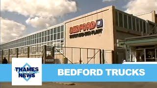 Bedford Trucks   Thames News