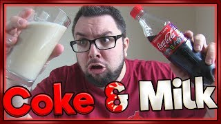 Coke and Milk Review