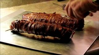 Pork Tenderloin Wrapped In Bacon