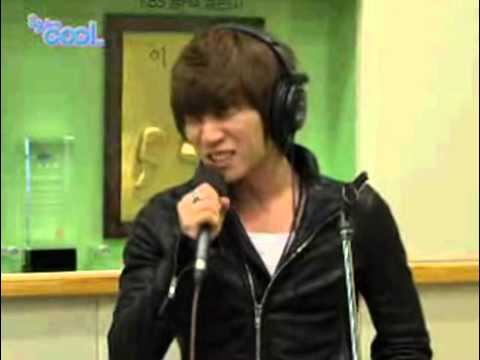 20110316 KBS 2FMリ・スヨンのミュージックショー★話せなくて