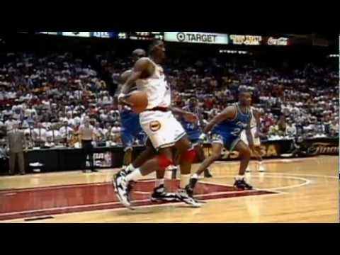 Top 10 Plays: Hakeem Olajuwon 1995 NBA Finals