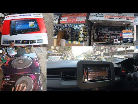 Pioneer MVH-A219BT -  Best Screen Mirroring Car Audio System Installation - Suzuki Ignis
