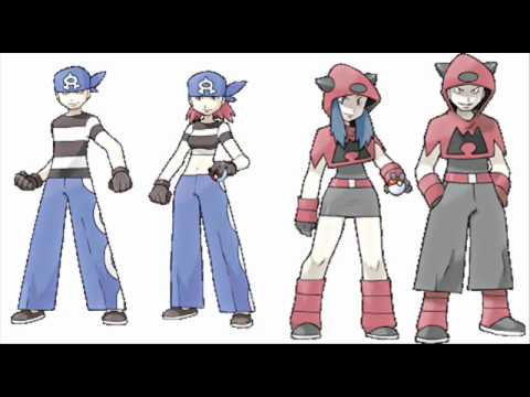 [Extended] Fight! Aqua / Magma Team {Pokémon Anime Music}