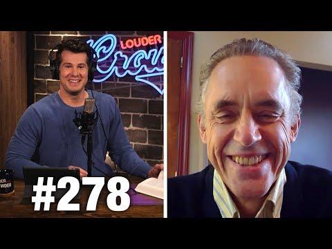 'MOST MEN ARE WIMPS!' (Jordan Peterson Uncut) | Louder With Crowder