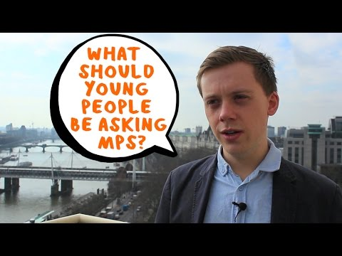 Owen Jones' Advice For First Time Voters