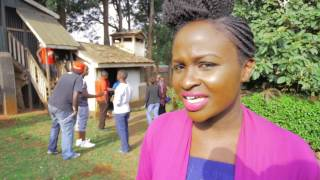 Mercy Masika- Mkono Wa Bwana {Behind The Scenes PT3}
