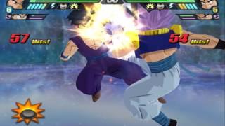 Team Kid vs Team Gohan