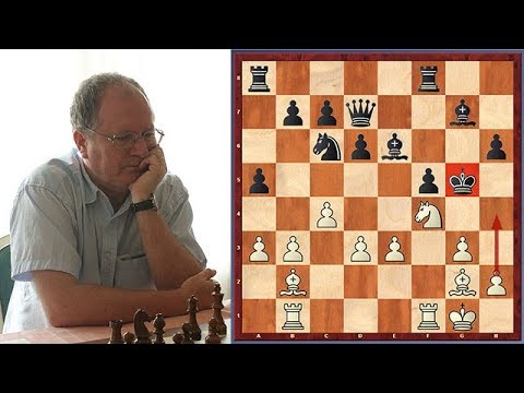 A Thrilling King Hunt By A Canadian GM Kevin Spraggett