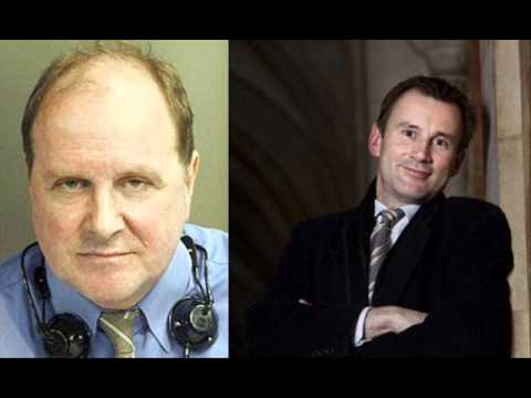 James Naughtie Jeremy Hunt Today Programme BBC Radio 4 - long version