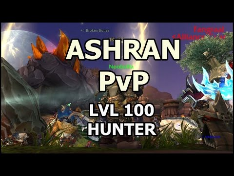 [Ashran PvP] World of Warcraft: Warlords of Draenor Ashran PvP First Look Gameplay