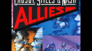 Crosby,Stills and Nash - Turn your back on Love