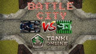BATTLE CITY VS TANKI ONLINE: STRIKEBACK (MOVIE)