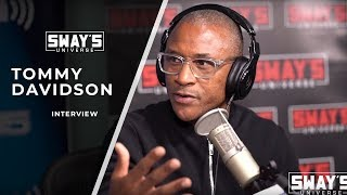 Tommy Davidson Tells Stories of Martin, Jim Carrey & J.Lo + Talks 'In Living Color