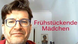 Nils Heinrich – Frühstückende Mädchen