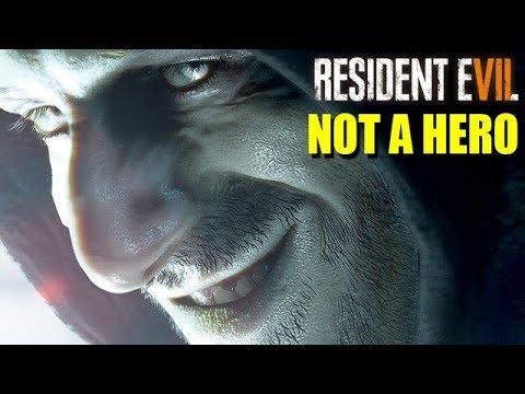 Resident Evil 7 Not A Hero Gameplay German #01 - Ich bin kein Held